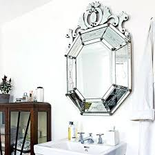 retro bathroom mirrors vintage bathroom mirror with shelf doherty house creating the