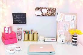 Diy Easy Desk The Images Collection Of Amazing Diy Desk Decor Pinterest Office