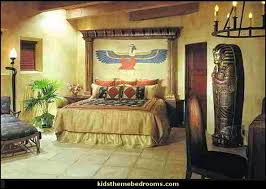 egyptian themed bedroom for an egyptian themed room you d definitely need real artifacts