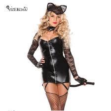 cat costumes for halloween online get cheap cat woman halloween costume aliexpress com