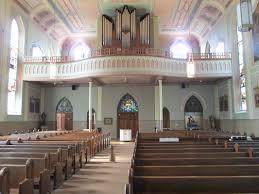 holy cross choir loft railing bruce horner woodworking