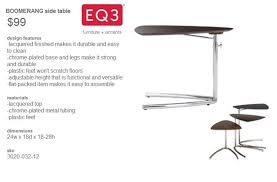 Eq3 Side Table Marvelous Eq3 Side Table With Drum Side Table Home Furnishings