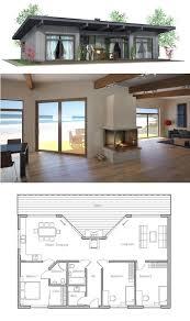 small beach house floor plans small house plan pinteres