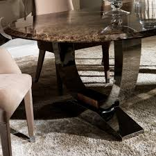 Italian Dining Room Table Oval High End Marble Italian Dining Table Juliettes Interiors