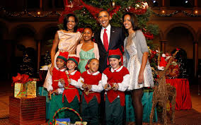 michelle obama talks christmas at the white house u0027it tends to be