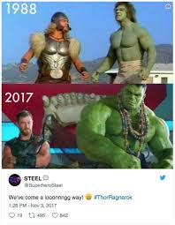 Thor Meme - spot on thor ragnarok tweet meme reactions that deserve