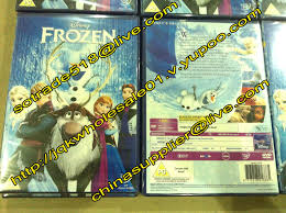 wholesale newest release frozen disneys film dvd movies uk version