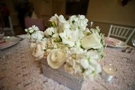 White Centerpieces Attractive White Wedding Centerpieces Ideas Wedding Guide