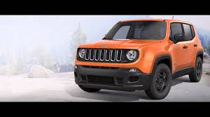 orange jeep 2016 jeep renegade omaha orange youtube