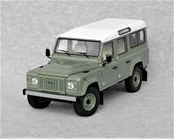 land rover minichamps an amazingly well done land rover defender by u0027almost real