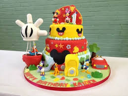 mickey mouse clubhouse birthday cake mickey mouse clubhouse birthday cake cake by kamlesht cakesdecor