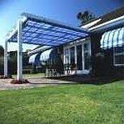 cover pergolas or patios with commercial 95 or coolaroo shade cloth