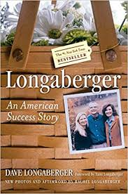longberger longaberger an american success story david h longaberger