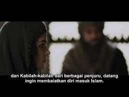 download film umar bin khattab youtube mbc tv series subtitle bahasa indonesia omar bin khattab trailers