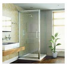 Infold Shower Door Merlyn Series 8 Infold Shower Door Optional Side Panels Our