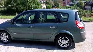 renault grand scenic 2005 renault scenic grande 1 9 dci 2004 youtube
