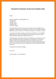 payment letter format 7 payment demand letter adjustment letter