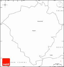 west africa map blank 16 west africa blank map besttemplates