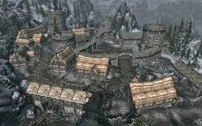 Map Of Skyrim Helgen Elder Scrolls Fandom Powered By Wikia