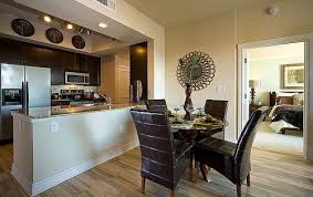 kitchen and dining room design photo of nifty awesome open concept