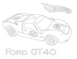 hotwheels coloring pages wheels ford coloring page funs bebo pandco