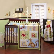 Portable Crib Bedding Winnie The Pooh Portable Crib Set Style By Modernstork