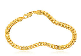 gold bracelet chains images 10k yellow gold 6mm 11mm miami cuban chain necklace 9 30inch jpg