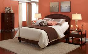interior stunning swift adjustable bed with brown wood headboards