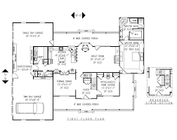 farmhouse floor plan house plan 96841 at familyhomeplans