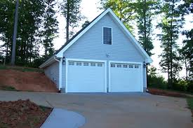 hillside garage plans 2 car garage with bonus room built into a hillside our home