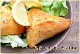 recette de cuisine viande fatayer a la viande hachée et legumes recettes faciles recettes
