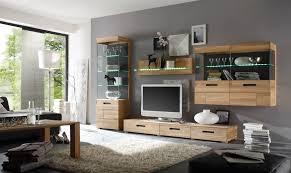 Wohnzimmerschrank Neu Wohnwand Eiche Massiv Modern Haus Design Möbel Ideen Und