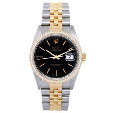 golden jubilee diamond size comparison rolex datejust yellow gold stainless steel jubilee bracelet
