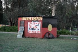 Indigenous Flags Of Australia Aboriginal Tent Embassy Wikipedia