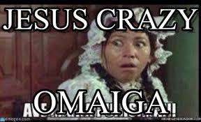 Omaiga Meme - jesus crazy india maria meme on memegen