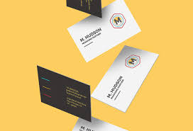 free cards free falling business cards mockup graphicsfuel