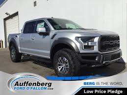 new 2018 ford f 150 raptor 4d supercrew near collinsville 87285
