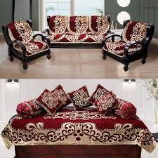 furnishing kingdom 14 pc sofa chair cover set u0026 diwan set cover