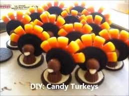 diy turkey treats no bake