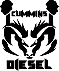 Dodge Ram 3500 Truck Pull - cummins diesel ram dodge logo vinyl decal sticker 8bitthis com