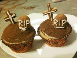 dr cupcake and miss macaron halloween cupcakes