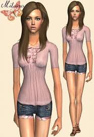 Liana Sims 2 Preview Women S Clothing Swimwear 176 Best Ts2 Af Everyday Shorts Images On Pinterest