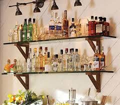 Kitchen Shelf Designs by The 25 Best Glass Shelves Ideas On Pinterest Floating Glass