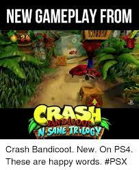 Crash Bandicoot Meme - 25 best memes about crash bandicoot crash bandicoot memes