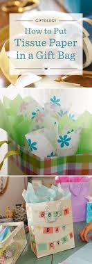 how to use tissue paper in a gift box giftology how to put tissue paper in a gift bag hallmark