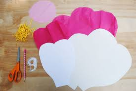 tissue paper flowers printable instructions gwynn wasson designs tips hints giant tissue paper flower tutorial