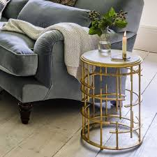 Marble Side Table Isidora Marble Side Table Graham Green
