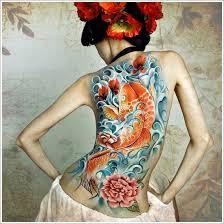 40 beautiful koi fish tattoo designs