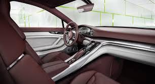 Porsche Panamera Platinum Edition - porsche panamera sport turismo e hybrid interior eurocar news
