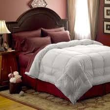 Luxury Down Comforter Pacific Coast European Down Comforter Full Queen 90inch 98inch